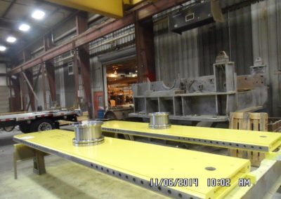 CBM Precision Parts Fabrication Custom Lift Beams (3)