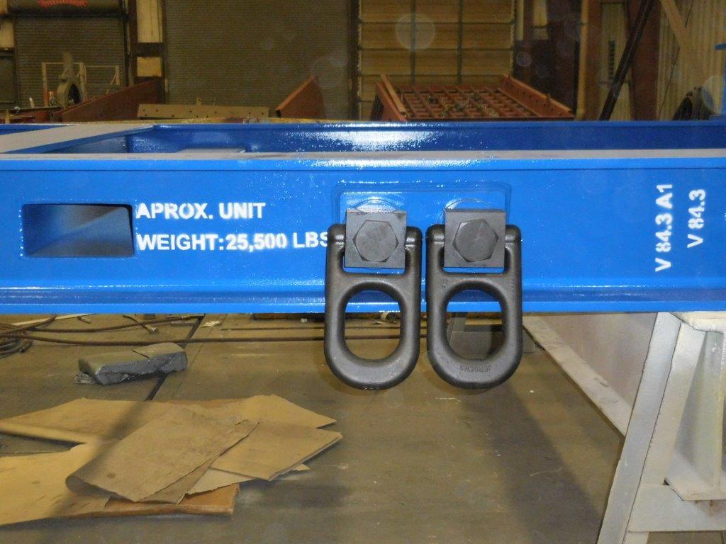 CBM Precision Parts Fabrication Custom Skids (9)