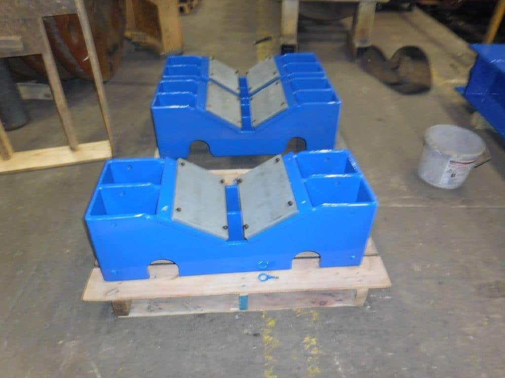 CBM Precision Parts Fabrication Custom Skids