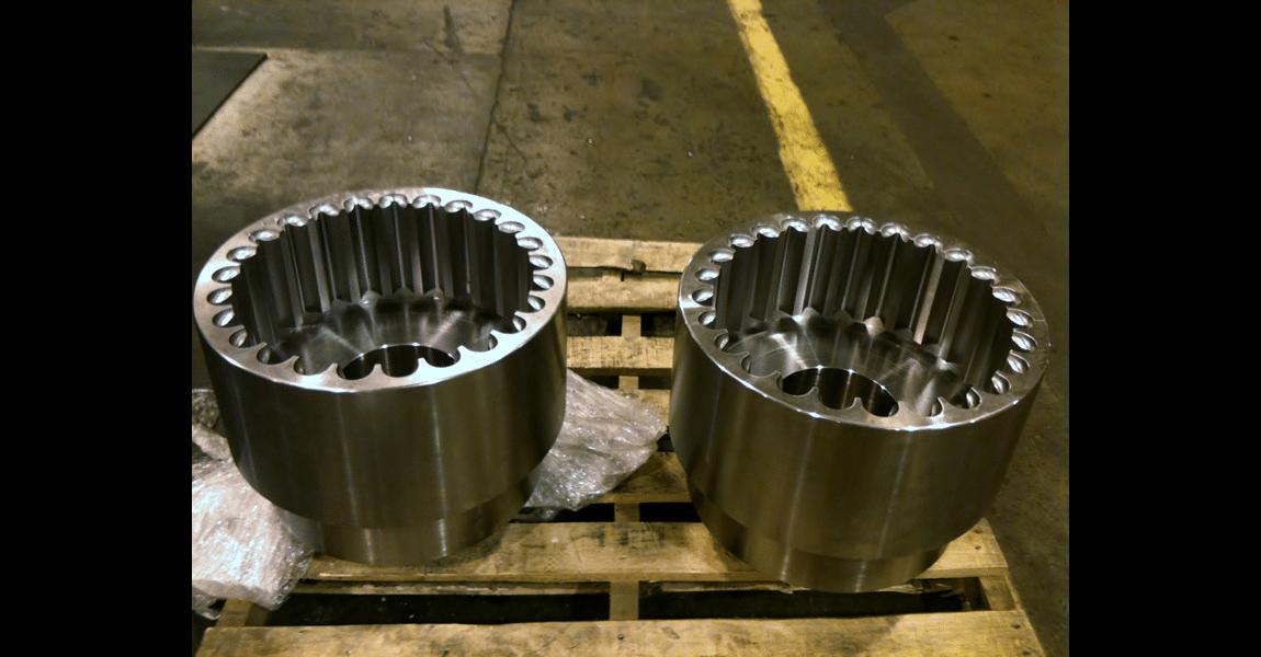 Paper Mill Parts : Paper mill parts  cbm precision